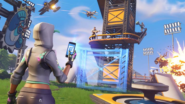 Fortnite : Epic Games poursuivi pour la fuite de données personnelles