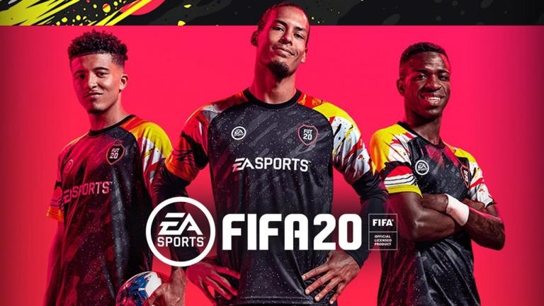 FIFA 20 : modélisations, ouverture de pack... les leaks de la bêta fermée