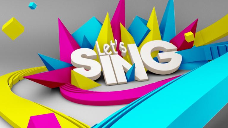 Let's Sing 2020 sortira en fin d'année sur PS4 et Switch