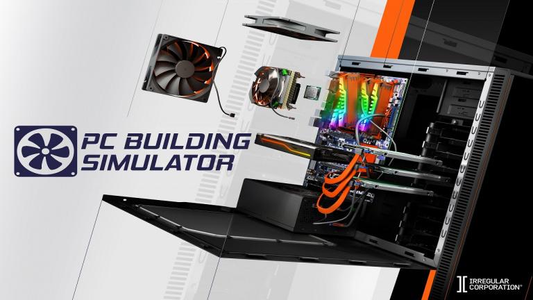 PC Building Simulator investit les consoles