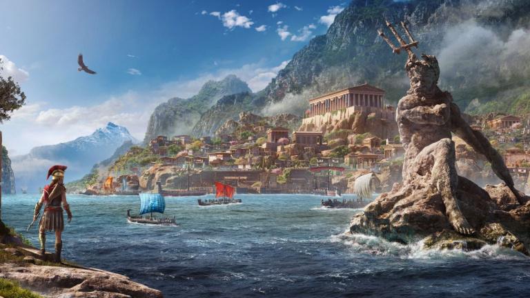 """Assassin's Creed Odyssey, DLC gratuit Contes perdus de la Grèce : """"Les vieilles flammes brûlent plus fort"""", notre guide"""