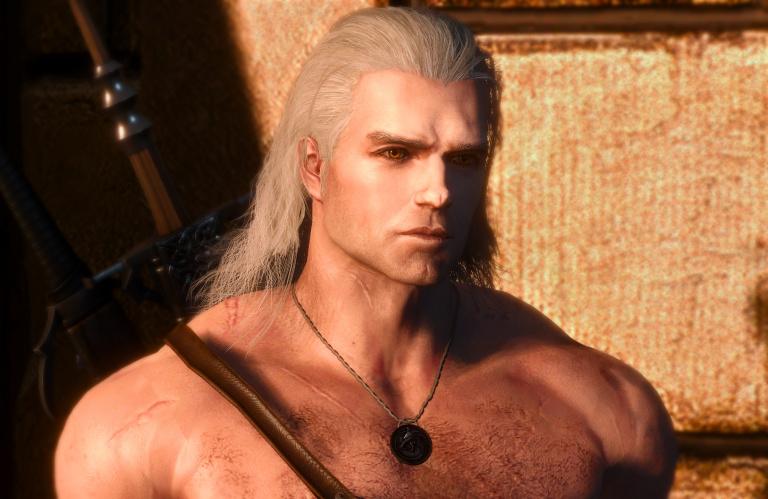 The Witcher 3 : Un mod pour avoir le visage de Henry Cavill est disponible