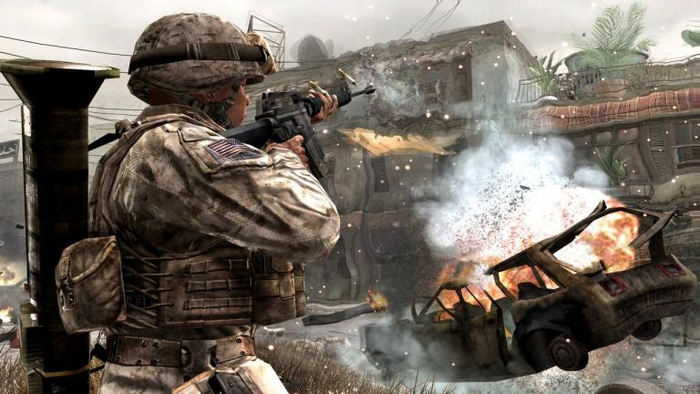 """Call of Duty 4 : Modern Warfare aurait pu être remplacé par un """"Halo Killer"""""""