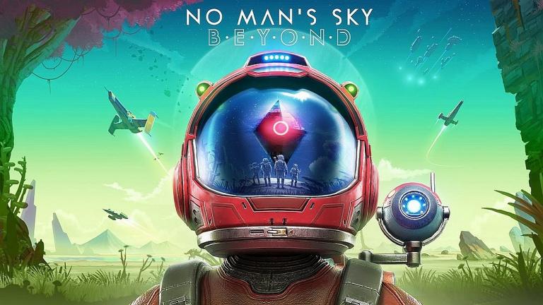 No Man's Sky : Le fan qui voulait remercier le studio a fait installer sa publicité