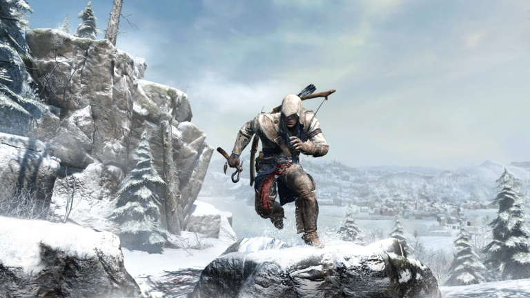 Assassin's Creed III Remastered se met à jour sur Nintendo Switch