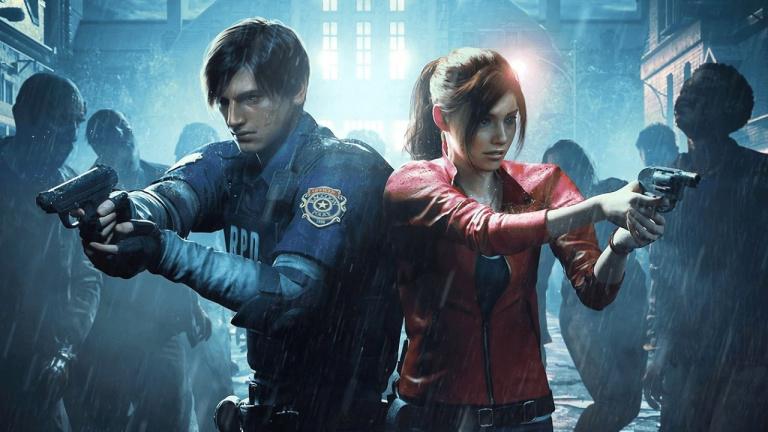 Resident Evil 2 Remake à 19,99€ chez la Fnac !