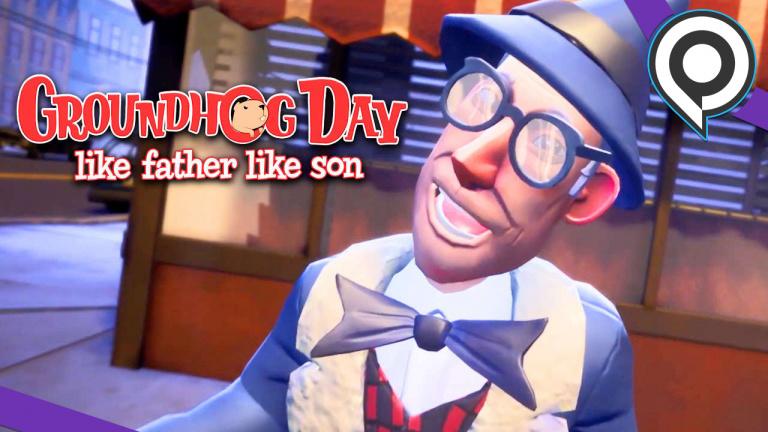 gamescom 2019 : Groundhog Day - Like Father Like Son se trouve une date de sortie
