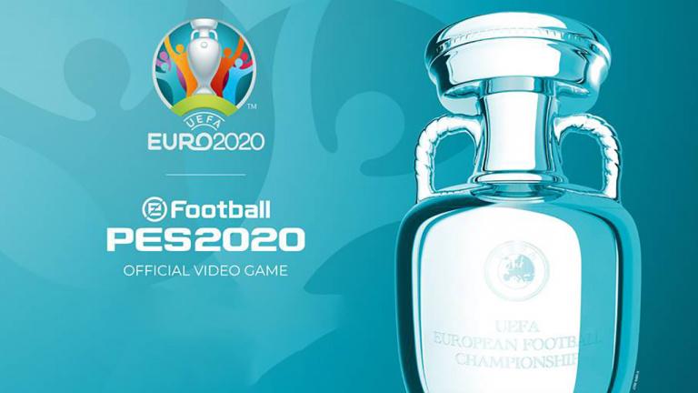 eFootball  PES 2020 annonce un DLC gratuit Euro 2020