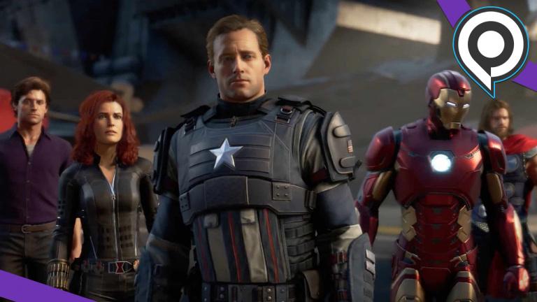 Du gameplay dévoilé à la Gamescom — Marvel's Avengers