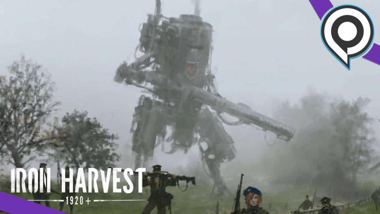 gamescom 2019 : Iron Harvest a sa date de sortie