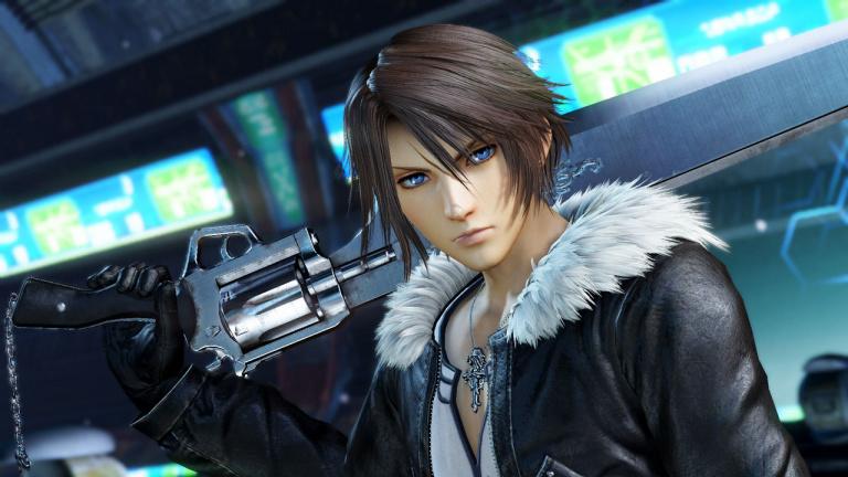 Final Fantasy VIII Remastered daté par Square Enix