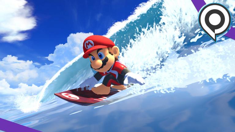 gamescom 2019 : Des épreuves en 2D dans Mario & Sonic aux Jeux Olympiques