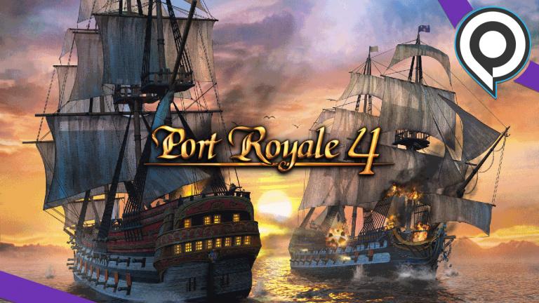 gamescom 2019 : Port Royale 4 n'aura pas de mode multijoueur