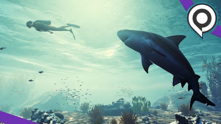 Maneater, l'improbable RPG aux commandes d'un requin - gamescom 2019