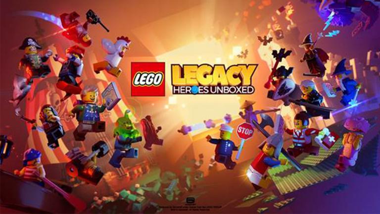 LEGO Legacy : Heroes Unboxed - Les préinscriptions sont ouvertes