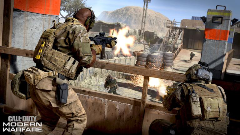 Call of Duty : Modern Warfare - L'alpha ouverte est disponible en pré-téléchargement