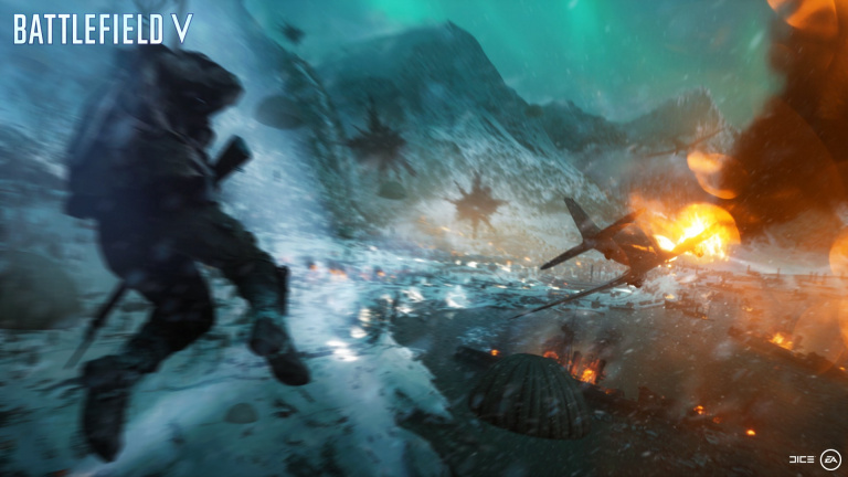 Battlefield V : Le mode compétitif 5v5 annulé
