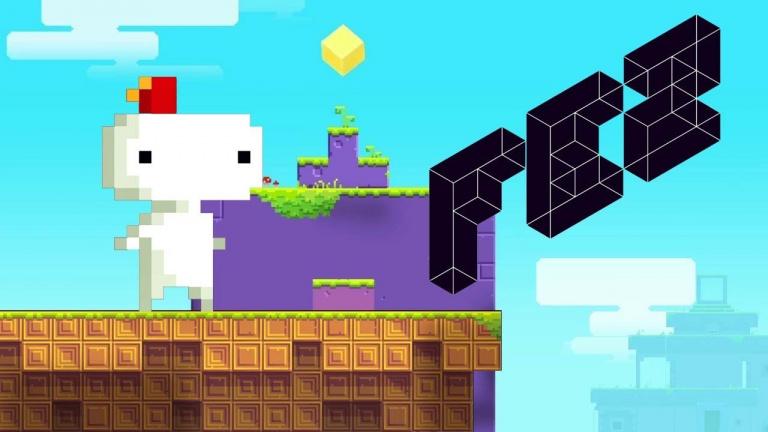 FEZ offert sur l'Epic Games Store : notre soluce complète