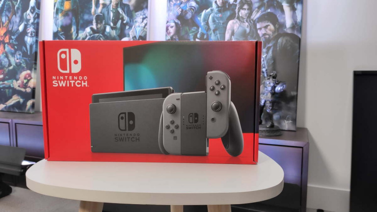 Nouvelle Nintendo Switch : nous avons testé son autonomie et nous ne sommes pas déçus