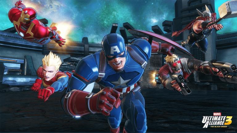 Marvel Ultimate Alliance 3 aura le droit à des costumes supplémentaires jusqu'en 2020
