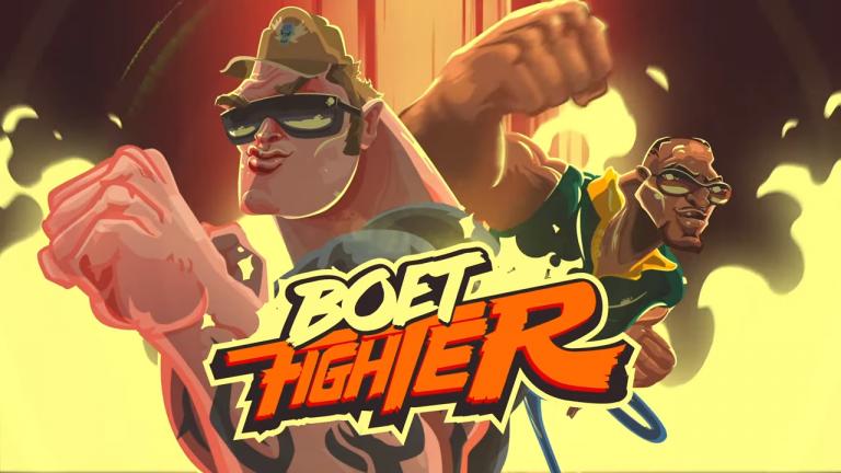 Boet Fighter : une date de sortie pour le jeu de baston décalé