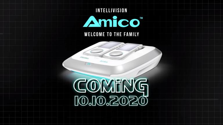 Intellivision donnera une conférence lors de l'E3 2020