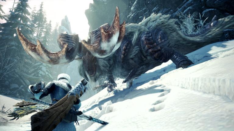 Monster Hunter World : Iceborne se dote de sessions bêta sur consoles