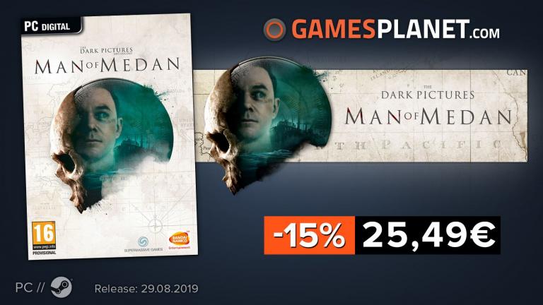 Assassin's Creed Odyssey et Man of Medan en promo chez Gamesplanet!