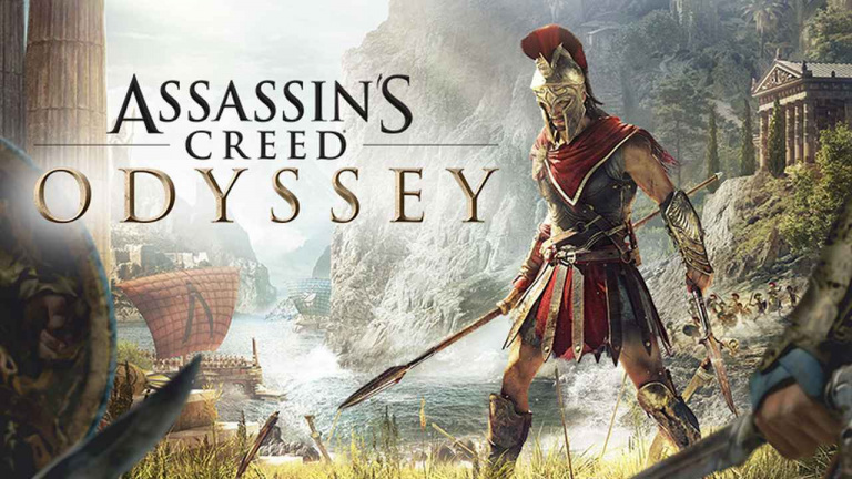 Assassin's Creed Odyssey et Man of Medan en promo chez Gamesplanet !