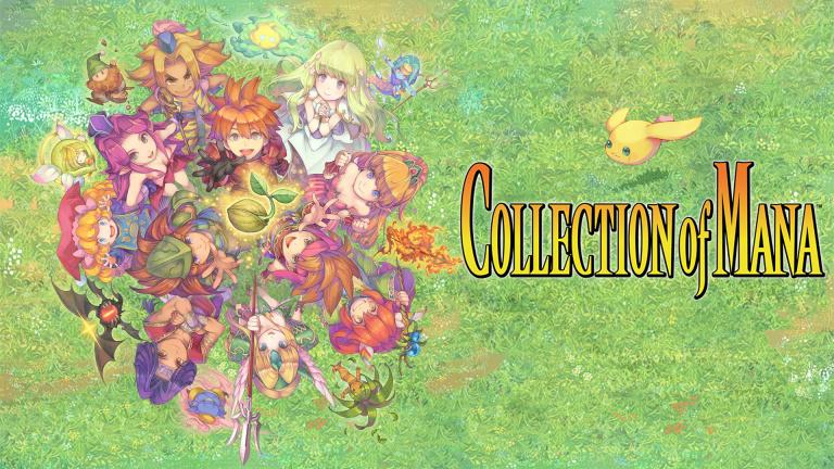 Collection of Mana : l'édition physique au tirage limité s'invite dans nos magasins
