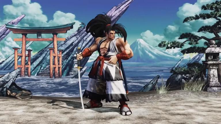 Samurai Shodown : la version Nintendo Switch datée au Japon