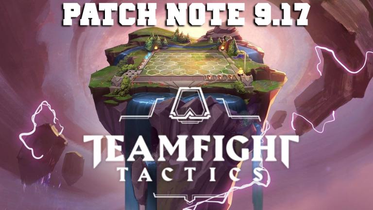 Teamfight Tactics / Combat Tactique, patch 9.17, Pantheon débarque : notre guide des nouveautés