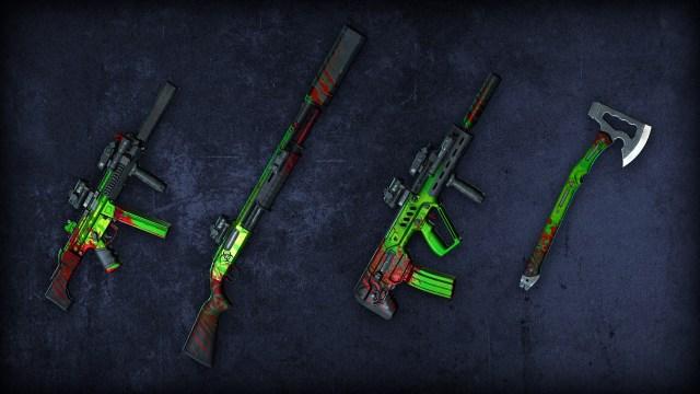 World War Z : un nouveau pack d'armes est disponible sur Xbox One