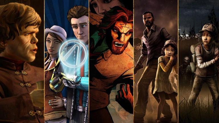 Telltale Games (The Walking Dead, The Wolf Among Us) est de retour