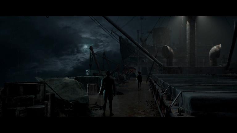 The Dark Pictures Anthology – Man of Medan: Un bateau fantôme qui prend l'eau?
