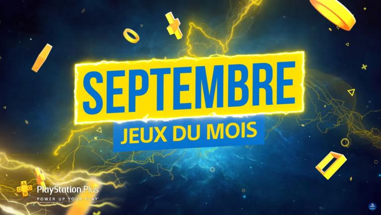 """PlayStation Plus : Les jeux """"gratuits"""" du mois de septembre 2019"""