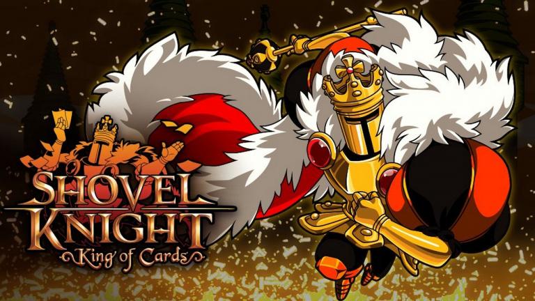 Shovel Knight King of Cards, Showdown et l'édition physique arrivent en décembre
