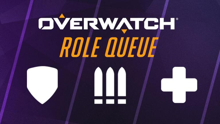 [MàJ] Overwatch : la file d'attente par rôle arrive en partie compétitive le 1er septembre
