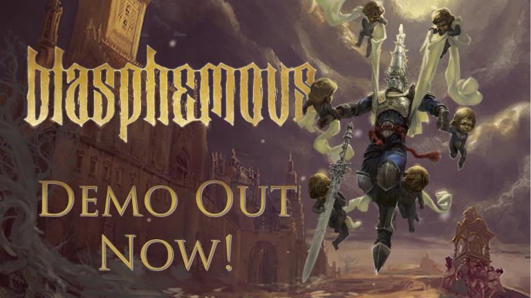 Blasphemous s'offre une démo temporaire sur Steam