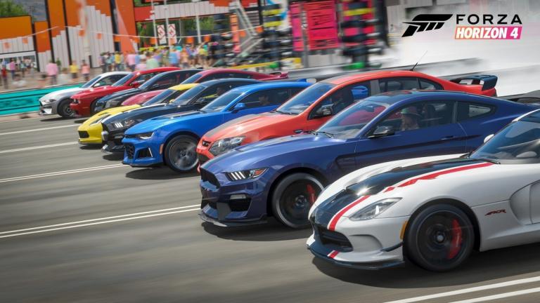 Forza Horizon 4 dépasse les 12 millions de joueurs