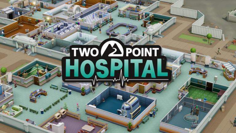 Two Point Hospital : Essai gratuit sur Steam ce week-end