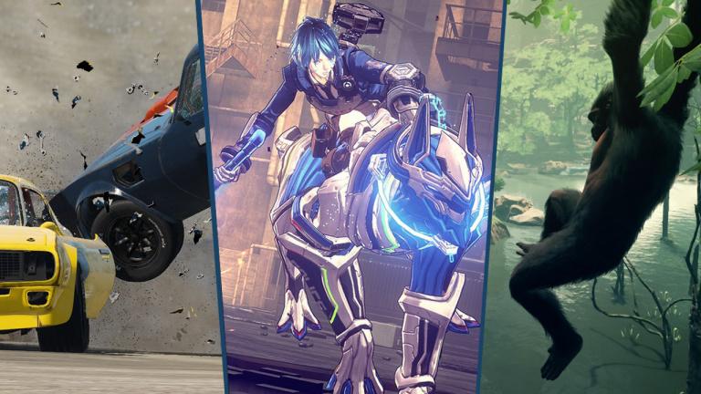 Les meilleurs jeux du mois d'août 2019