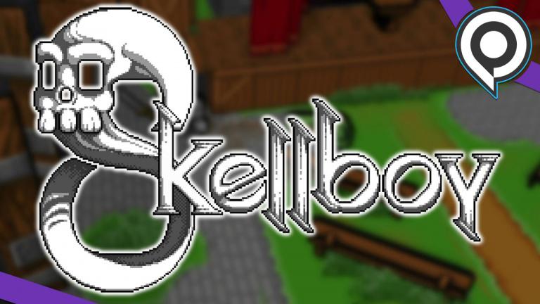 gamescom 2019 : Skellboy arrivera le 3 décembre prochain