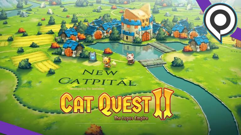 gamescom 2019 : Cat Quest 2 sortira le 24 septembre prochain sur PC