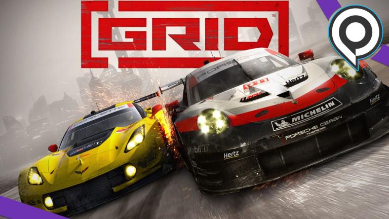 Gamescom 2019 : Le public pourra tester GRID pour la première fois