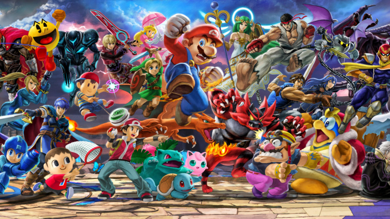 Super Smash Bros. Ultimate : un combattant de SNK pour le quatrième DLC du Fighters Pass ?