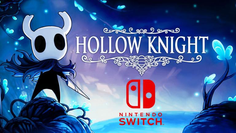 Hollow Knight version SWITCH en promo chez Amazon et à petit prix chez la Fnac!