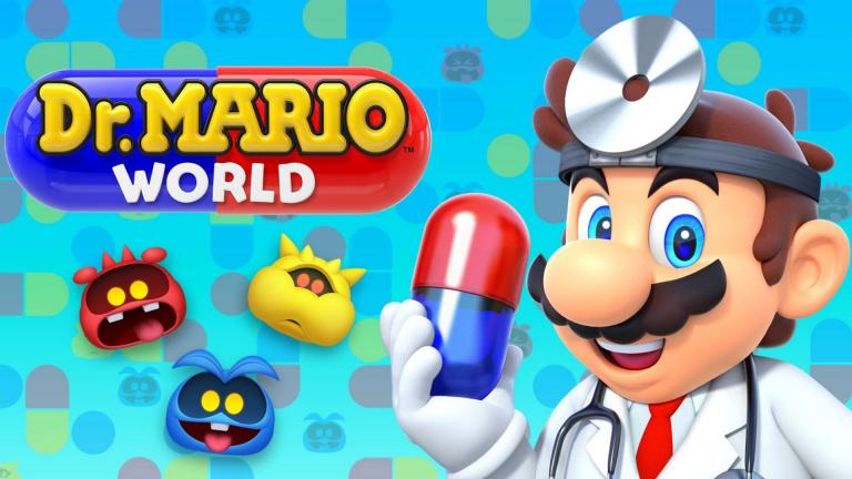 Dr. Mario World est le jeu mobile le moins performant de Nintendo