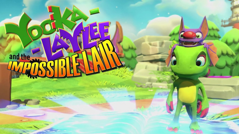 Yooka-Laylee and the Impossible Lair tient sa date de sortie sur Switch