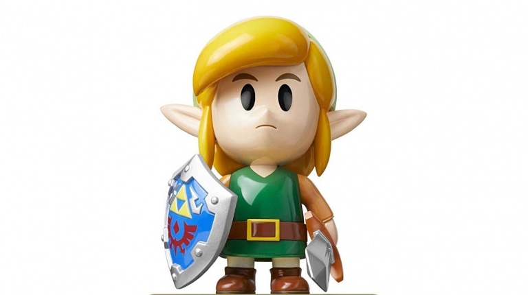 Zelda : Link's Awakening - L'amiibo permettra d'invoquer l'ombre de Link